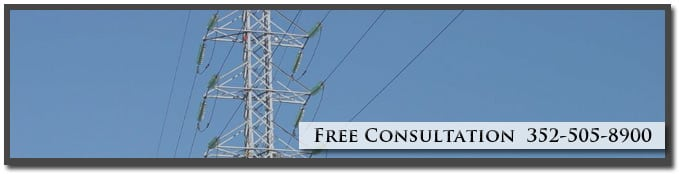 gainesville Electrocution Electrical accident attorney