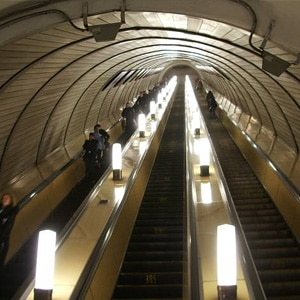 Escalator Accidents