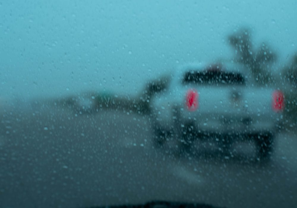 Florida Rain & Accidents – Dangerous Driving Conditions – Personal Injury